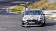 BMW M3 CS 2018, fotos espía en Nurburgring