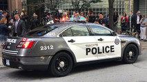 Toronto Police Unveil New-Look Cruisers Following Controversy