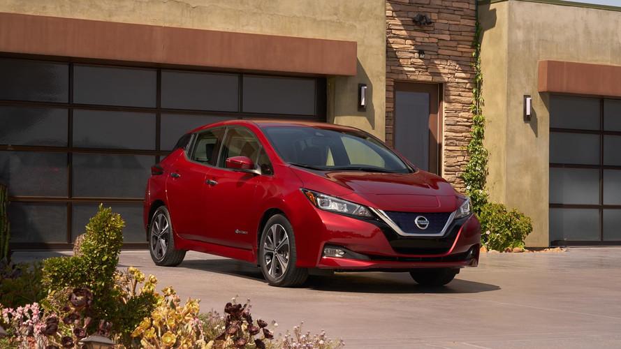 Ha hatótávolságról van szó, az új Nissan Leaf is csak a középmezőnyben foglal helyet
