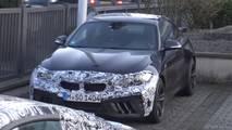 BMW M2 GTS/CSL spy photo