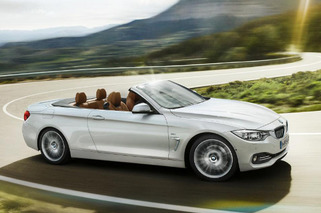 2014 BMW 4 Series Convertible Debuts, Starts at $48,750