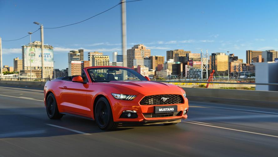 Ford suspend la production de la Mustang aux Etats-Unis