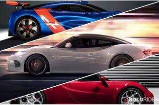 Alfa, Spyker and Renault Heating Up Sportscar Segment