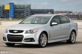 Chevy SS Is a Performance Beast For $44,470