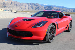 Is Your New Corvette Z06 Not Fast Enough? Call Lingenfelter