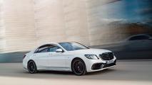 Mercedes-AMG S63 Sedan 2018