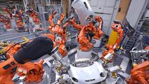UK car production