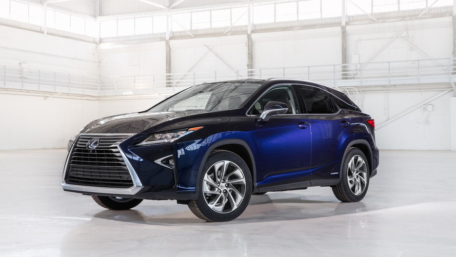 2018 Lexus RX 450h Coming With Massive $7,340 Price Cut