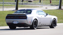 Dodge Challenger SRT Demon Spy Pics