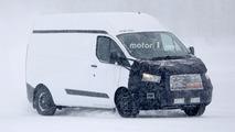 Ford Transit Custom Casus Fotoğraflar