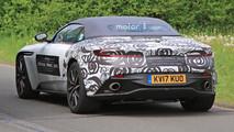 Aston Martin DB11 Volante Spied Again