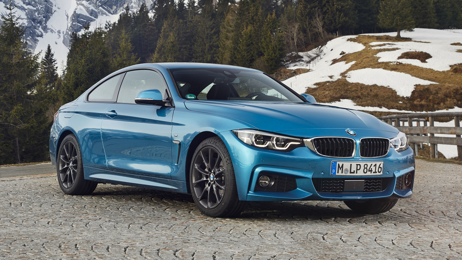 2018 bmw 440i coupe review minor updates make a positive impact. Black Bedroom Furniture Sets. Home Design Ideas