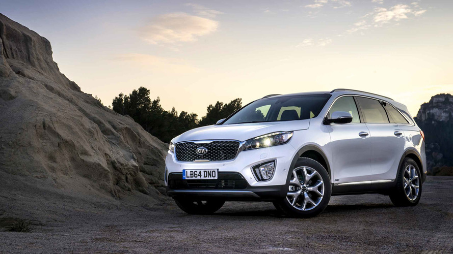 2017 Kia Sorento Review