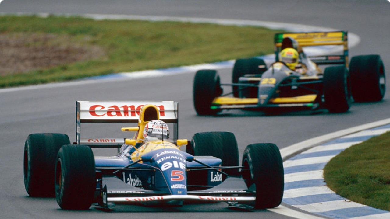 Suspensões ativas podem voltar à F1