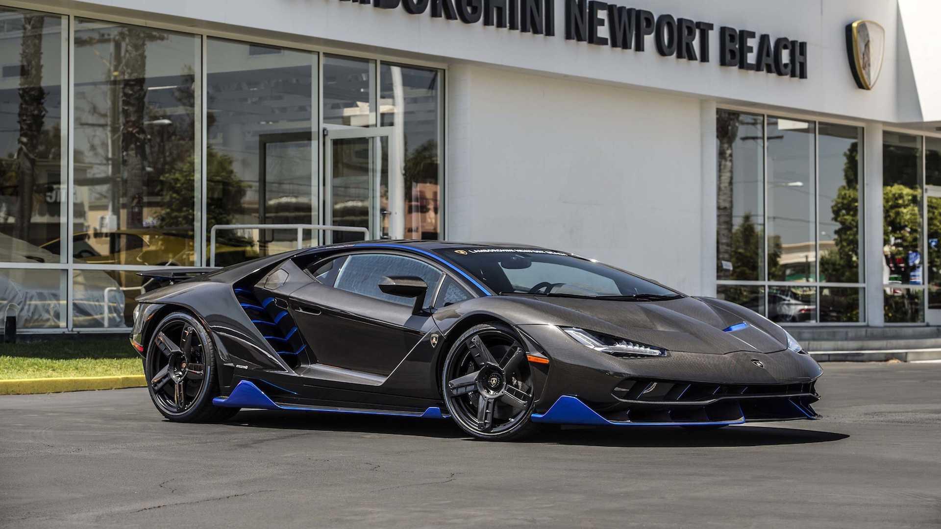 Lamborghini Centenario Lp News Supercars