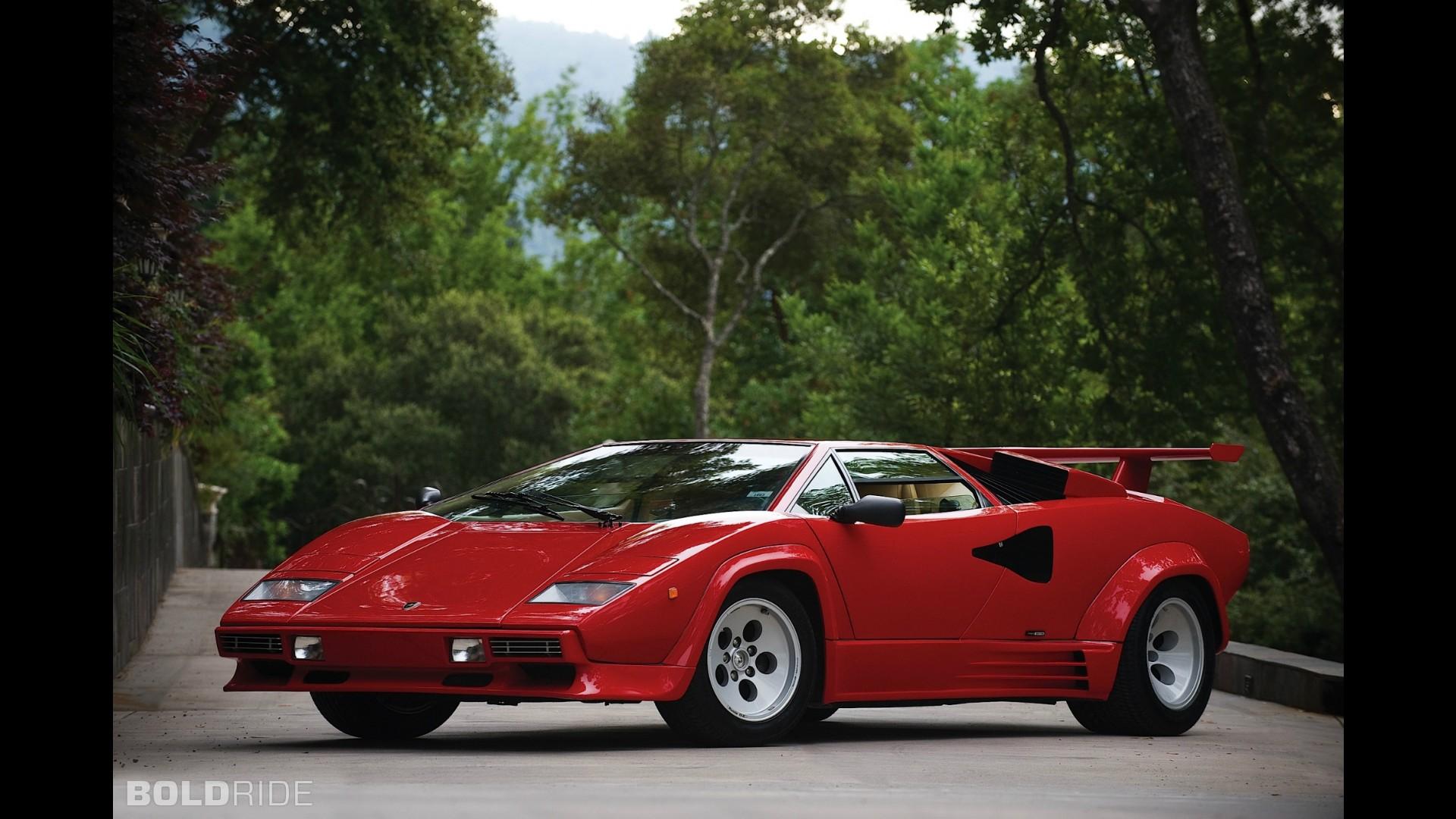 lamborghini-countach-5000-quattrovalvole-downdraft Extraordinary Lamborghini Countach 5000 Quattrovalvole Specs Cars Trend