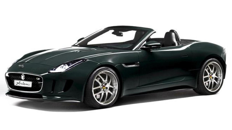 Jaguar F-Type prepared by Arden