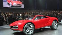 Italdesign Giugiaro Parcour coupe