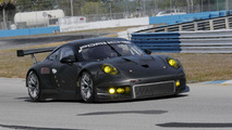 2014 Porsche 991 GT3 RSR prototype revealed