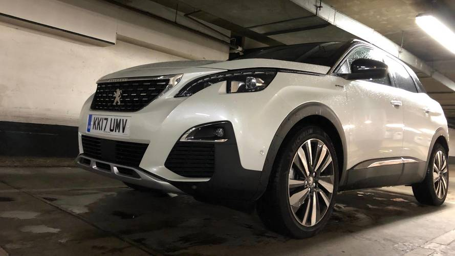 Peugeot 3008 1.6 BlueHDi GT Line: Living with it