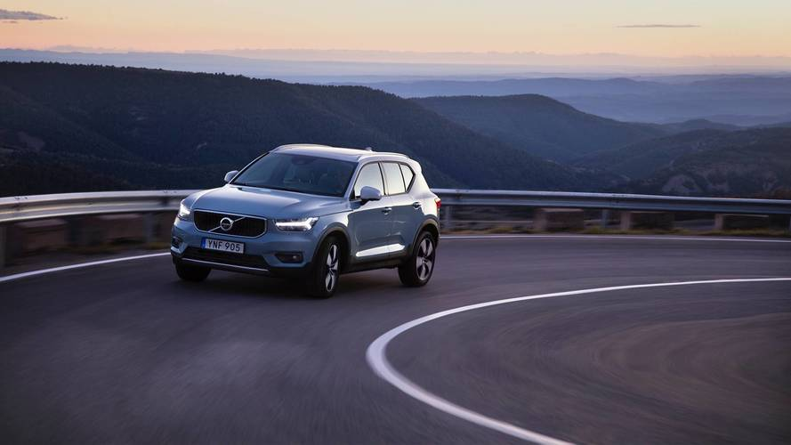 2018 Volvo XC40 D4 Momentum first drive: Swede success