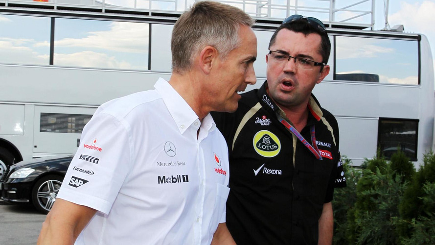 Lotus in 'contact' with Whitmarsh - source