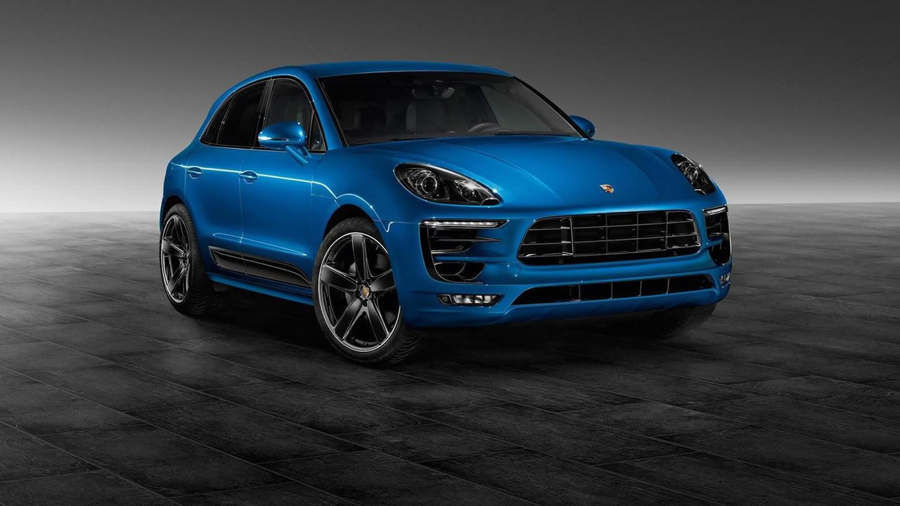 Macan S by Porsche Exclusive