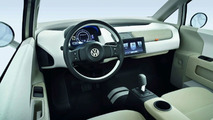 Volkswagen Space Up Blue Concept Revealed