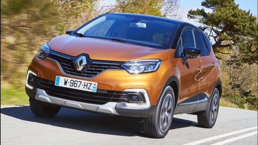 Renault Captur restyling, i dettagli fanno la differenza