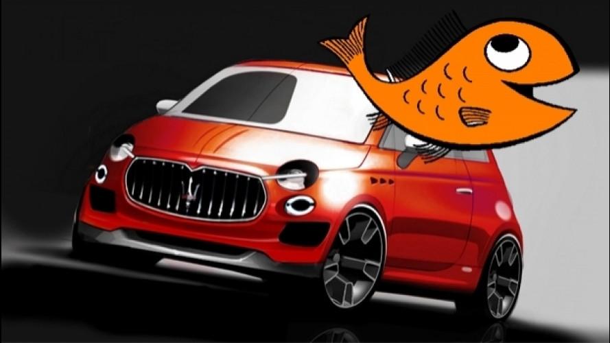 Un pesce d'Aprile chiamato Maserati 500