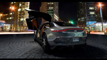 Fisker EMotion, i teaser
