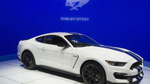 Ford Shelby GT350 Mustang at 2014 Los Angeles Auto Show
