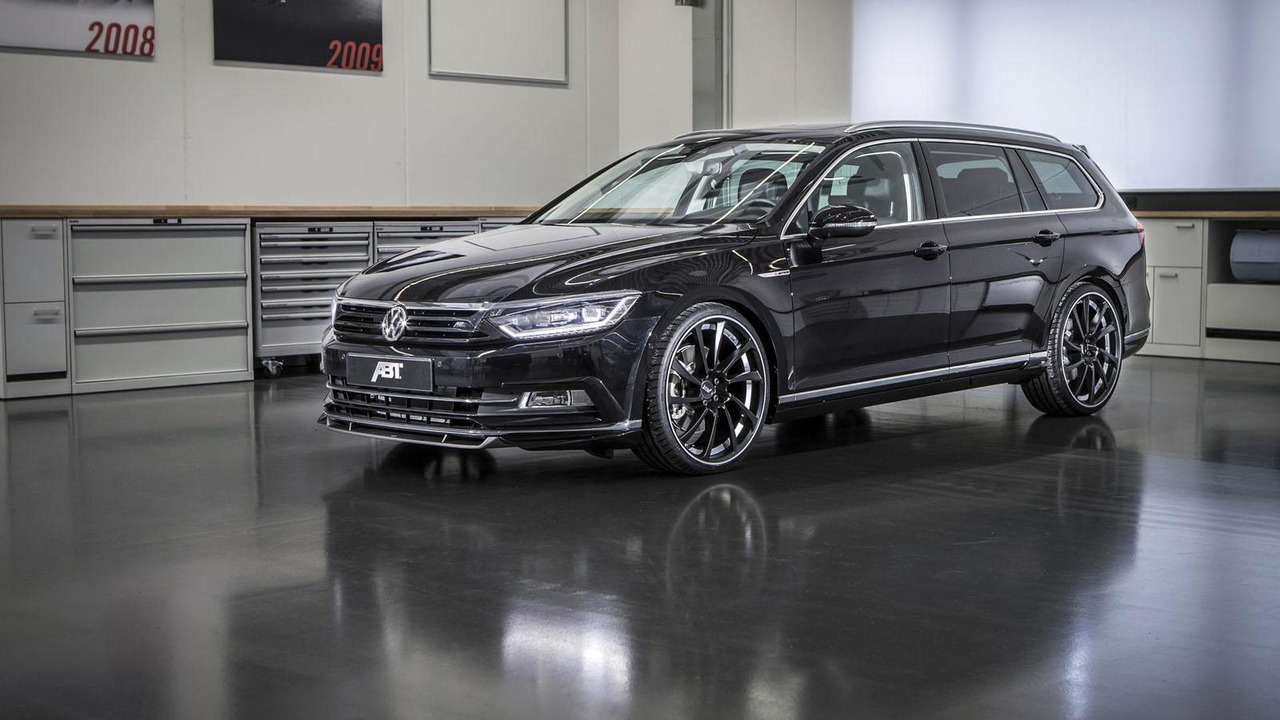 Abt Brings Modified Audi Rs3 Tts Coupe And Vw Passat
