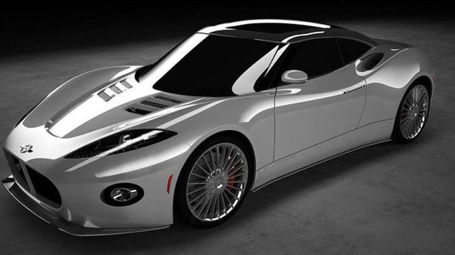 Spyker releases updated renderings of the B6 Venator