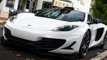 McLaren MP4-12C Velocita Wind Edition by DMC