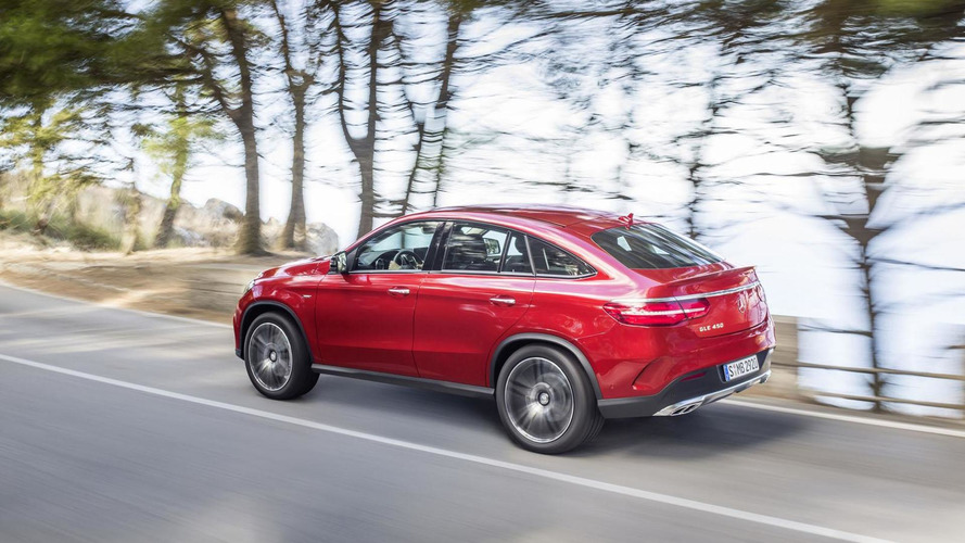 Mercedes-Benz says they could have launched an X6-like model before BMW