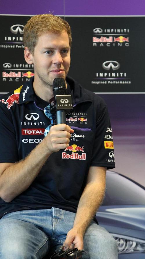Vettel showcases first lap of controversial Sochi Grand Prix circuit [video]
