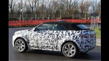 Erwischt: Range Rover Evoque Cabrio