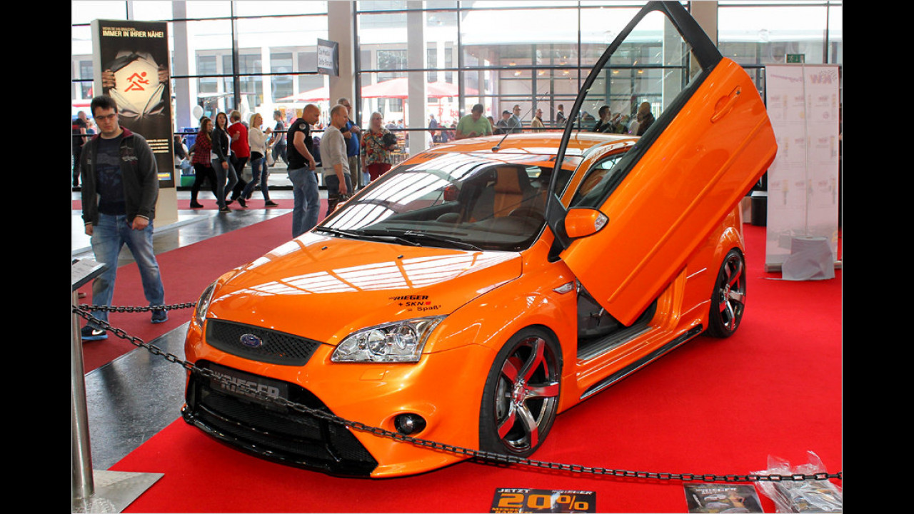 Rieger Ford Focus