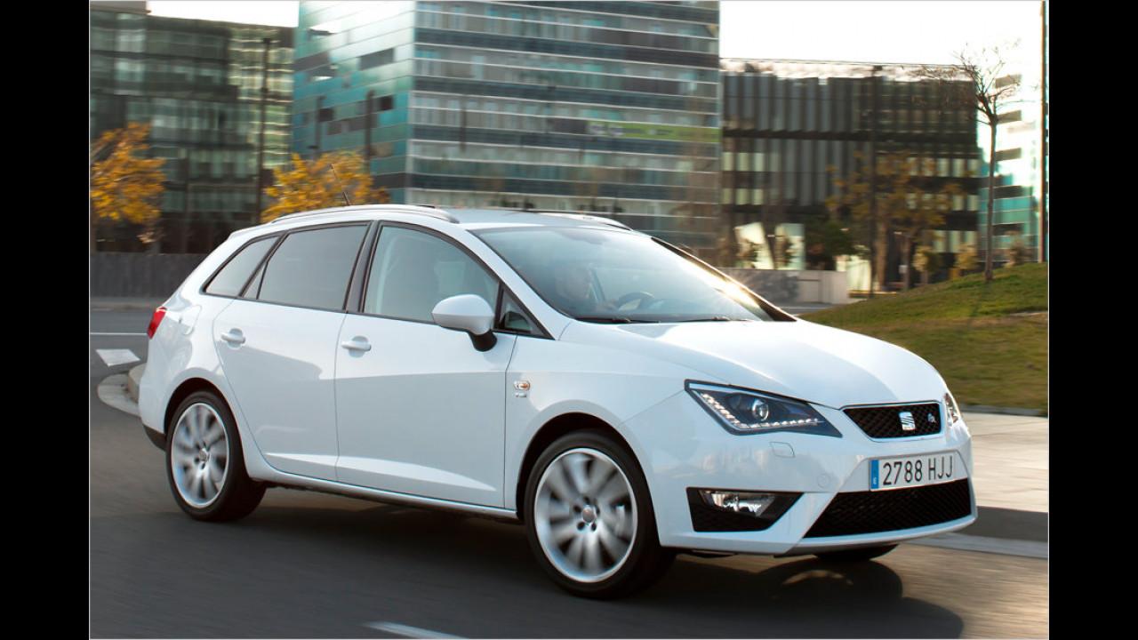 Seat Ibiza ST 1.2 12V 44 kW