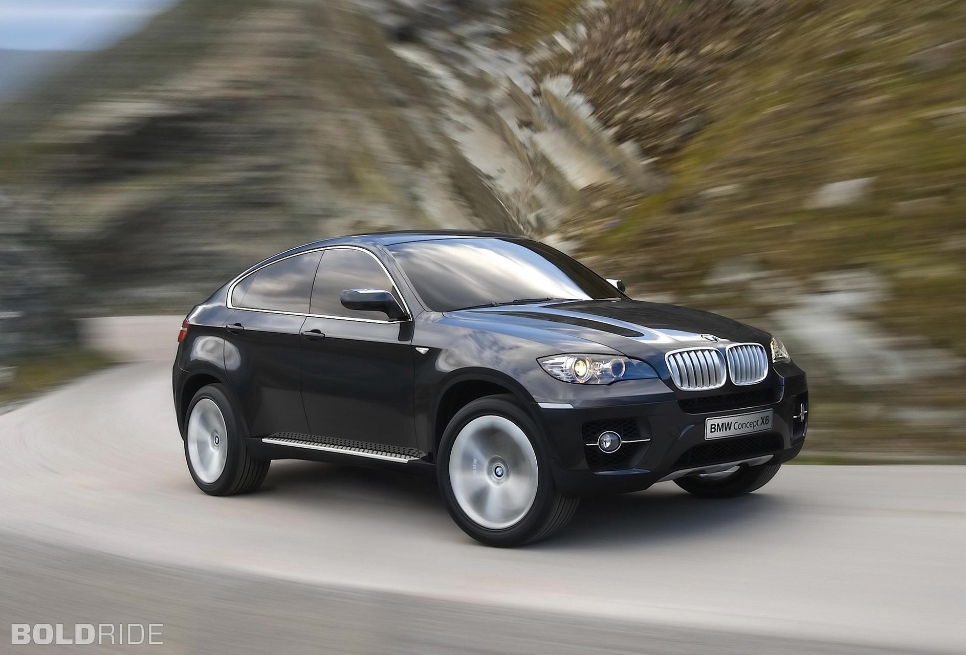 BMW X6 Concept