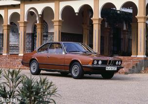 BMW 630CS