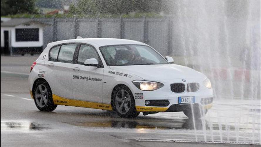 BMW Driving Experience, la sicurezza stradale