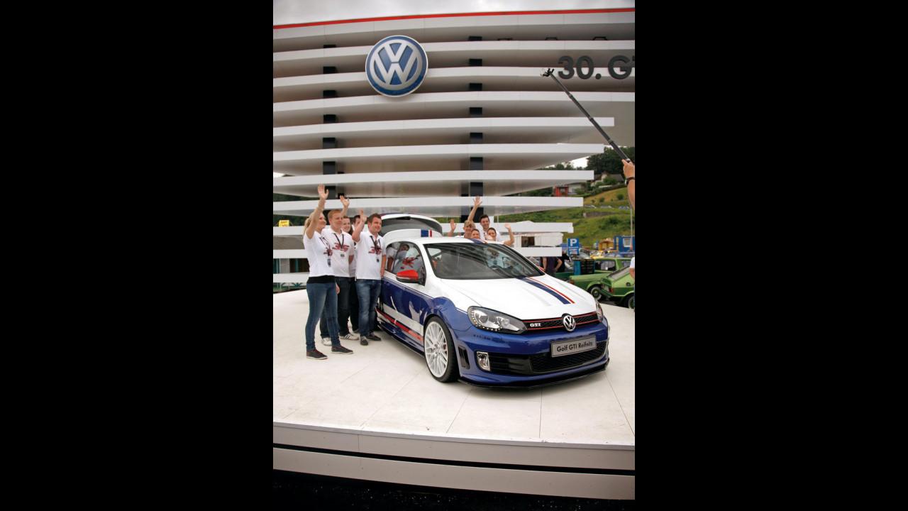 Volkswagen Golf GTI Reifnitz
