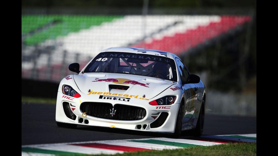 Adrian Newey, pilota Maserati per un giorno