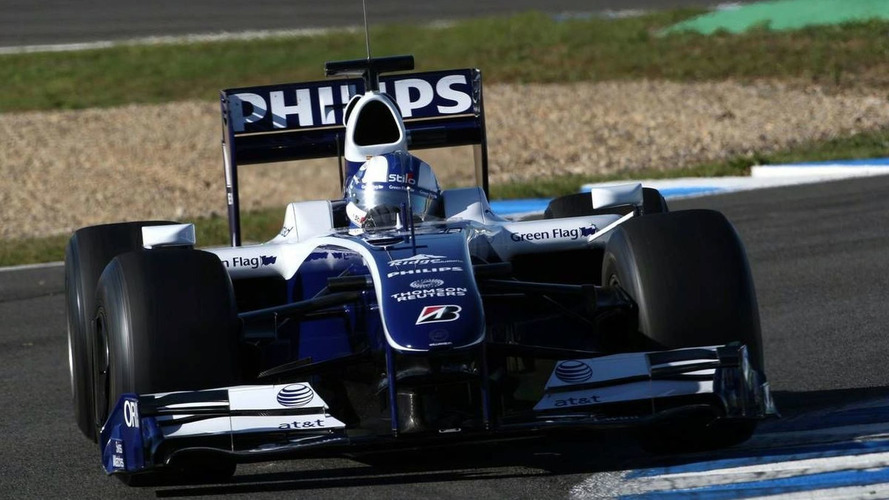 Soucek hints Williams test option for 2010