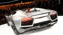 Lamborghini Reventon Roadster at 2009 Frankfurt Motor Show