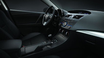 2012 Mazda3 facelift detailed in New York