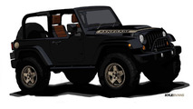 Jeep teases new Wrangler concepts