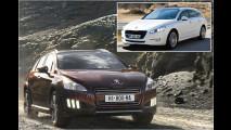 Peugeot 508 als Hybrid